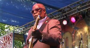 Bill Magee-Blues-Mozambique-Steakhouse
