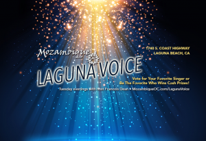 Laguna Voice! Hosted by Francois Dean