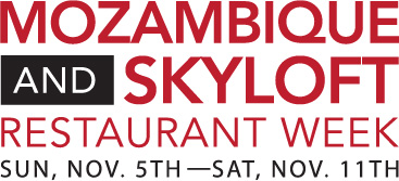 Mozambique & Skyloft Restaurant Week